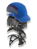 CASCO BLU A CAPPELLO JSP OXFORD 2,5CM